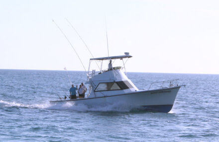 Southbound Sport fishing charter boat